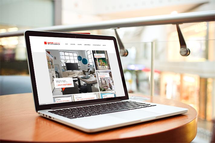 csw webdesign development portfolio redesign f r markant. Black Bedroom Furniture Sets. Home Design Ideas
