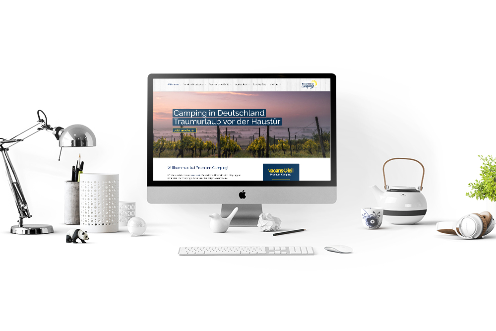 Webdesign Premiumcamping